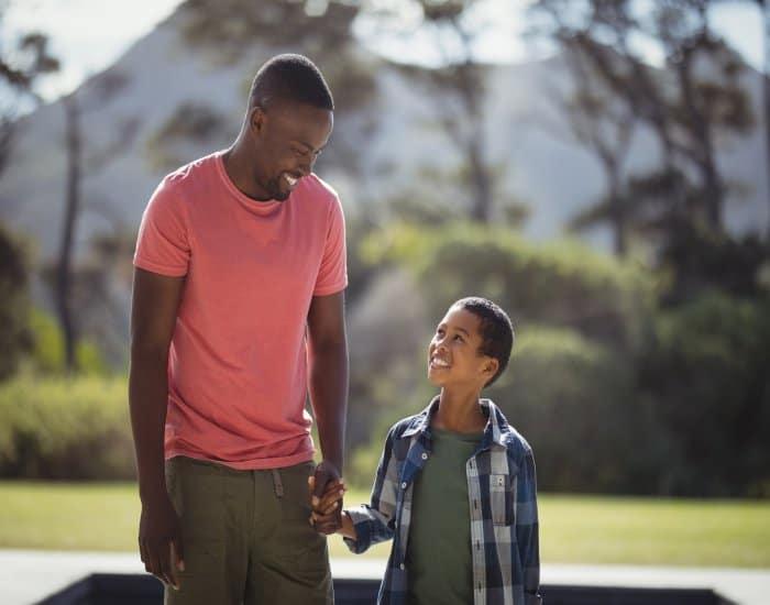 plan that will help change your kid's behavior